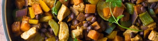 Chili-Lime-Chicken-and-Sweet-Potato-Skillet-3